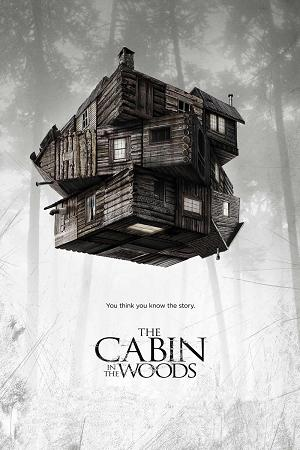 The Cabin in the Woods - 300x450